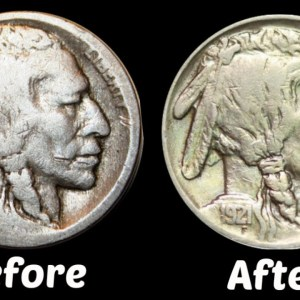 How To Restore Old Coins And SIGNIFICANTLY Increase Their Value