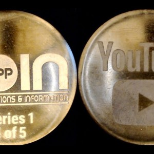 COIN  OPP AUCTION. September 11, 2020 8:00 pm EST with Flordelina and Robert