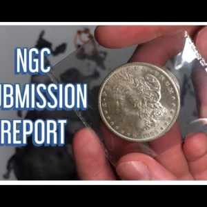 RARE COINS HEADING TO NGC | SUBMISSION UPDATE