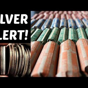 I GOT 10 ROLLS OF EACH COIN FROM THE BANK! HERE'S WHAT I FOUND (WARNING: LOTS OF SILVER!)