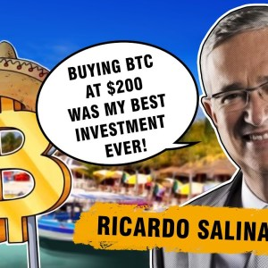 Why Mexico's second-richest man invested in Bitcoin | Interview with Ricardo Salinas Pliego
