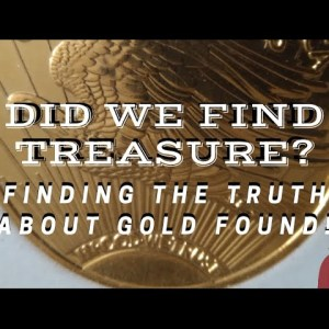 The truth about gold treasure found in a Florida home!