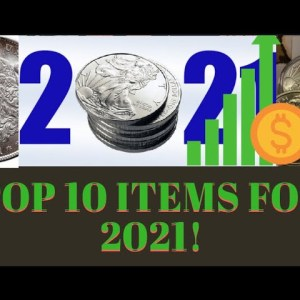 Top 10 coins to look for buy in 2021