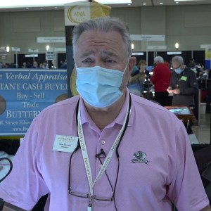 CoinTelevision: ANA President Ellsworth Confronts COVID Pandemic for Houston Money Show 2021.