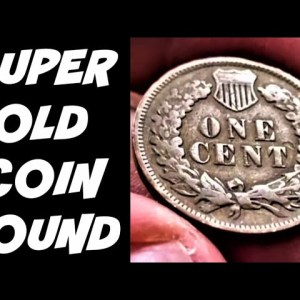 WOW! WE FOUND THIS RARE OLD COIN IN A 40 YEAR OLD PENNY BOX COLLECTION DUMP!