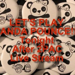 """""""Panda Pounce Party"""""""