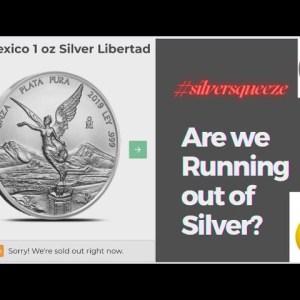 "#silversqueeze  #silverraid  ""Having a tough time finding Silver?"""
