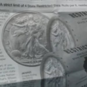 The Biggest Coin Scam Ever ? State Restricted Rolls Of Coins ?