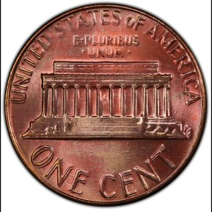 $23,500.00 Lincoln Cent in This 1983 A Year in Review