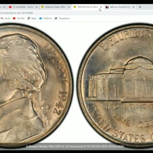 UNGRADED Jefferson Nickels Worth Money - Circulated Nickel Value