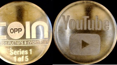 COIN OPP AUCTION  June 14, 2021 8:00 pm EST with Flordelina and Robert