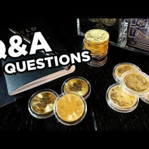21 GOLD Viewer Questions Answered - Q&A / AMA