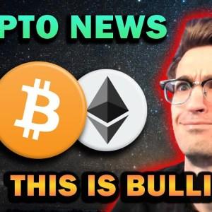 CRYPTO BULLISH NEWS!! China Bitcoin Mining and Inflation 💥