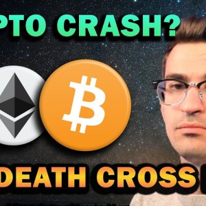 CRYPTO MARKET CRASH AFTER DEATH CROSS WEEKEND (What's next?)