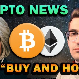 Crypto News - Buy and Hold Bitcoin for Retirement!