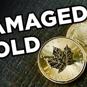 Damaged Gold Coins - Do Scratches & Dings Matter? 😱