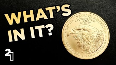 New American Gold Eagle Design & Security Features
