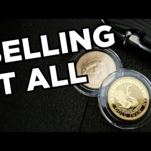 Selling Gold - Here Goes