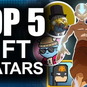 Top 5 Rare NFT Avatars (Six Figure NFTs that have HUGE UPSIDE)