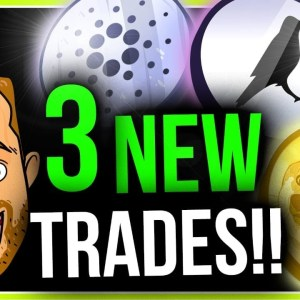 3 EXCLUSIVE ALTCOIN TRADES. (GET IN EARLY)