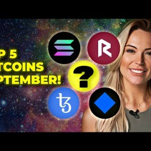 bics video news show top 5 altcoins for september