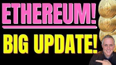 BIG ETHEREUM NEWS UPDATE!