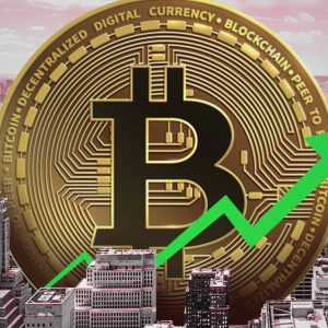 bitcoin hits its highest price since may as ethereum shoots past 3000