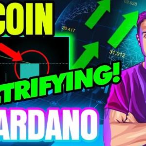 BITCOIN MAKES MOMENTOUS MOVE! CARDANO PRICE BREAKING FREE...