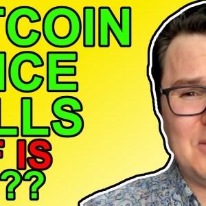 Bitcoin Price Falls As NFT Mania Heats Up! [Crypto News 2021]