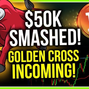 BITCOIN SMASHES $50K AND STRONGEST CHART INDICATOR SAYS HIGHER!