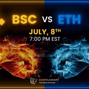 BLOCKCHAIN DEBATE: Binance Smart Chain Vs. Ethereum | 7PM ET on July 8