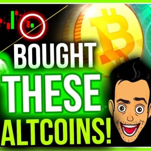 BUYING THESE ALTCOINS ON THE DIP! (BEST OPPORTUNITY)