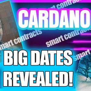 CARDANO ALONZO DATE CLOSING IN! (ADA PRICE IN ROCKY TERRITORY...)