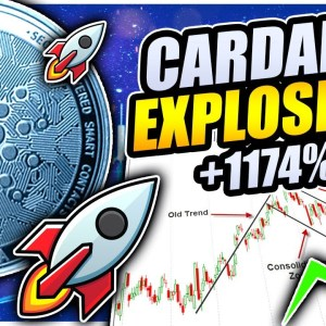 CARDANO RALLY WILL MELT FACES!!! $5.00 INCOMING!!! CAN ETHEREUM KEEP UP!!!?