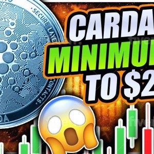 CARDANO TO PUMP TO $2.30 TODAY!!!?? ETHEREUM BACK TO $3,000!!!?