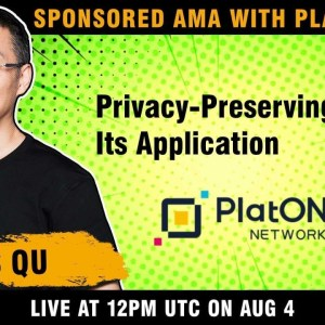 PlatON AMA: Combining privacy preserving computation with blockchain tech to liberate data assets