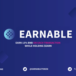 earn passive income in bnb with earnable
