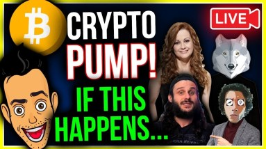 EXPECT AN INSANE CRYPTO MARKET PUMP IF THIS HAPPENS... (SPECIFIC COINS)