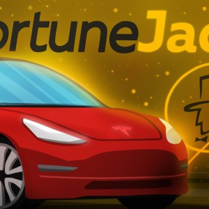 fortunejack crypto casino unveils tesla giveaway to reward top gamers