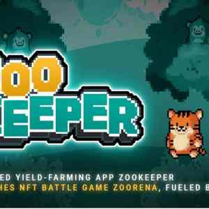 gamified yield farming app zookeeper launches nft battle game zoorena fueled by zoo