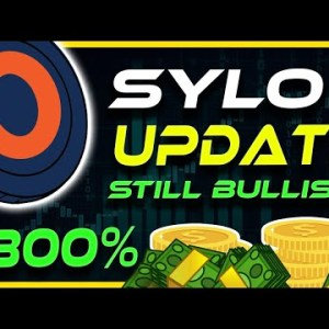 🔥 THIS ALTCOIN HAS HUGE POTENTIAL 🔥 SYLO Analysis & Update | Crypto News Today