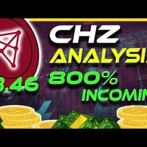 Chiliz 800% Gains Incoming | CHZ Price Prediction | CHZ Analysis & Update | Crypto News Today
