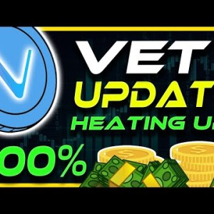 700% Gains Incoming | VET About To Explode | VET Analysis & Update | Crypto News Today