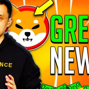 SHIBA INU COIN: BINANCE JUST DROPPED A HUGE BOMBSHELL! $1 BILLION INVESTMENT - SEE WHY!