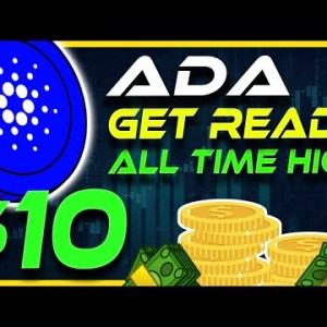 ADA Ready For All Time Highs? Cardano ADA Analysis & Update | Crypto News Today