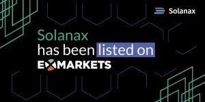 solanax is listed on