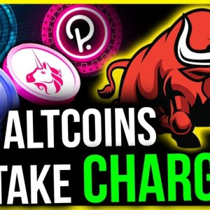 THE 3 STRONGEST ALTCOIN BREAKOUTS TO TRADE NOW.