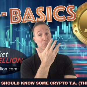 THE BASICS OF CRYPTO T.A. WITH  @Market Rebellion  (C.J. REICHEL)