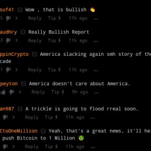 very bullish news tell you to long bitcoin
