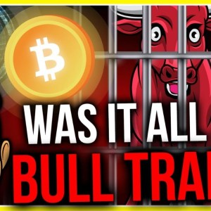WORST OVER OR BITCOIN BULLS IN TROUBLE? (1 INDICATOR)